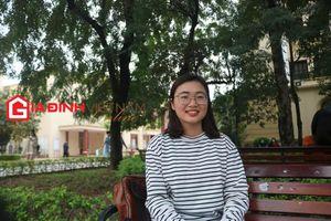 Nữ sinh Tuyên Quang ở nhà vách đất, thủ khoa tỉnh, đỗ Đại học Y Hà Nội