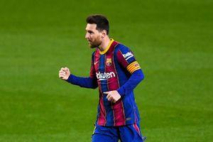 Vua phá lưới La Liga 2020/2021: Messi bỏ xa Luis Suarez