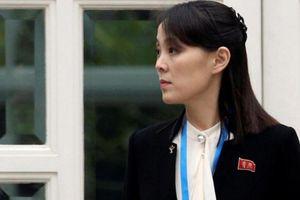 Em gái Chủ tịch Kim Jong Un: Nếu muốn hòa bình, Mỹ phải dừng gây rắc rối