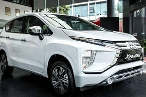 Mitsubishi Xpander hybrid sẽ được nhập khẩu từ Indonesia về Việt Nam?