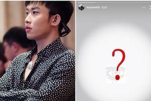 Kay Trần có động thái mới sau drama của M-TP Entertainment, vừa đăng story vài tiếng rồi xóa vội?