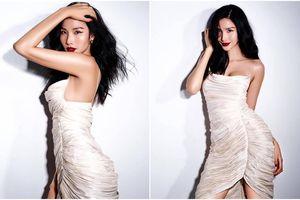 Á hậu Hoàng Thùy tung bộ ảnh mới hậu sinh nhật tuổi 29