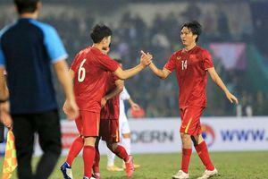 Đội tuyển Việt Nam dự vòng loại World Cup 2022: Chưa vui đã lo