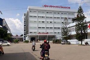 'Bệnh lạ' tại Kon Tum là do ngộ độc thực phẩm