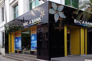 Chuyển 'nhà' sang sàn HNX, cổ phiếu BacABank dậy sóng