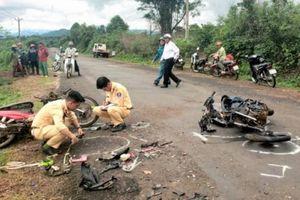 Đau thương từ tai nạn giao thông nông thôn