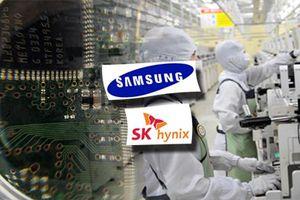 Samsung, SK nô nức tuyển nhân tài bán dẫn