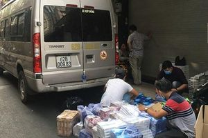 Phát hiện xe khách chở 5.000 gói thuốc lậu lên TP HCM tiêu thụ