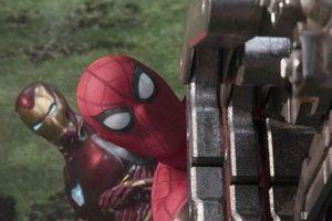 Quy trình trên phim trường 'Spider-Man: No Way Home'