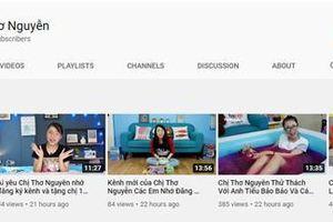 Kênh Youtube, Tiktok mạo danh Thơ Nguyễn mọc lên như nấm