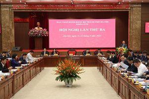 Thành ủy Hà Nội chính thức ban hành 10 Chương trình công tác khóa XVII