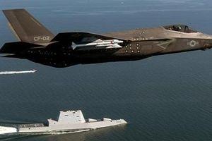F-35 Mỹ đang hủy hoại Quân đội Anh!