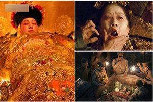 Tập tục đặt vàng bạc, châu báu vào miệng người chết