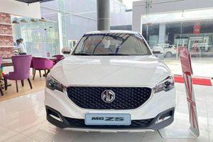 MG ZS 'made in China' chỉ 440 triệu tại Việt Nam, rẻ ngang xe cỡ A