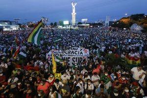 Tình hình Bolivia: Bùng nổ biểu tình phản đối bắt giữ cựu Tổng thống lâm thời, Brazil lo ngại
