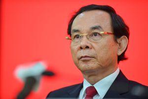 Lý do Bí thư Thành ủy Nguyễn Văn Nên không ứng cử đại biểu Quốc hội