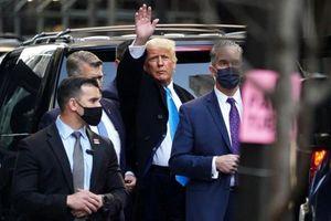 Ông Trump hé lộ thời điểm quyết định việc tái tranh cử