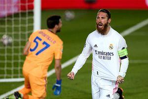 Real Madrid vào tứ kết Champions League: Khác biệt ở đẳng cấp và kinh nghiệm