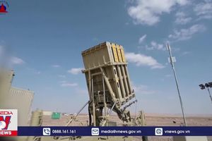 Israel nâng cấp hệ thống phòng thủ tên lửa