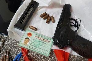 Bắt băng trộm liên tỉnh sử dụng vũ khí 'nóng'