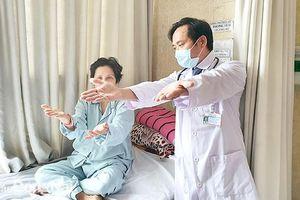 Liên tiếp cứu sống bệnh nhân bị đột quỵ
