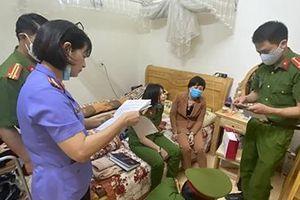 Khởi tố nguyên Giám đốc Sở Y tế Sơn La