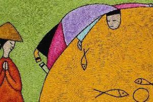 'Từ thi ca đến hội họa' song hành cùng triển lãm 'Về bến lạ' của họa sĩ Lê Thiết Cương