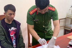Nghệ An: Bắt đối tượng mua 2 bánh heroin về bán kiếm lời