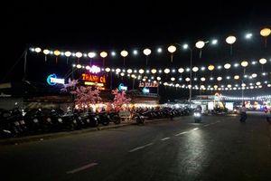 Quảng Ngãi: Chợ đêm vẫn còn chưa 'sáng'