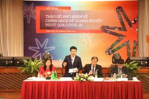 VCCI: Chính sách hỗ trợ cần điều chỉnh phù hợp 'trạng thái bình thường mới'