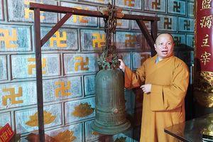 Ngôi chùa nhiều chữ Vạn nhất tại Hải Dương