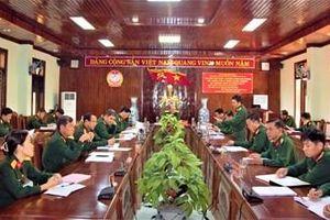 Đổi mới nội dung, chương trình bồi dưỡng đối tượng trợ lý quân sự địa phương