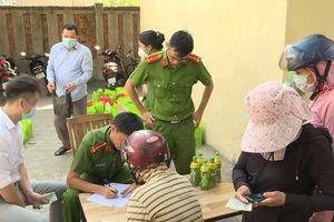 Gần 100 người dân bị lừa đảo ở xã Hòa Châu được trả lại tài sản