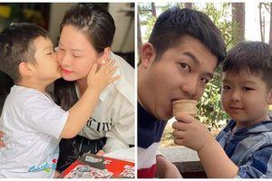 2 năm Nhật Kim Anh và chồng cũ kiện tụng, con trai ra sao?