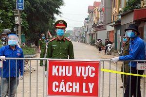 Hải Dương: Kết thúc cách ly y tế 2 xã cuối cùng ở Kim Thành