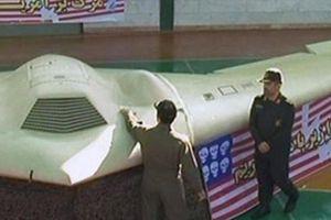 Hé lộ thông tin hiếm hoi về UAV 'Quái thú của Kandahar'