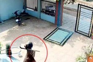 Thai phụ kể lại chuyện vác rựa hỗ trợ chồng đuổi bắt trộm