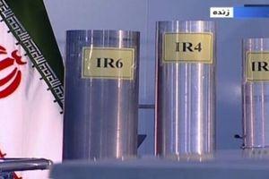 Iran bắt đầu làm giàu uranium bằng máy ly tâm tiên tiến