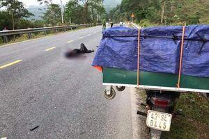 Xác định nguyên nhân thanh niên tử vong bất thường cạnh chiếc xe máy dựng bên lề đường
