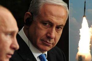 Được 'bảo kê' ở Syria, Israel vẫn có pha lật kèo khiến Nga 'đắng họng'