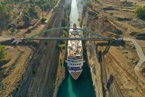 Những hệ thống kênh đào nổi tiếng thế giới
