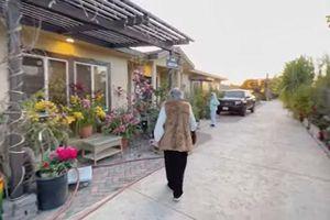 Hé lộ nhà rộng 2.000 m2 của Bằng Kiều tại Mỹ, cây quý bằng cả gia tài, phải xích lại