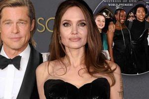 Angelina Jolie 'giáng đòn' quan trọng trong cuộc chiến ly hôn với Brad Pitt