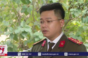 Đại úy trẻ và những chiến tích đấu tranh với tội phạm kinh tế