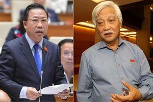 Ông Lưu Bình Nhưỡng và ông Dương Trung Quốc không ứng cử đại biểu Quốc hội