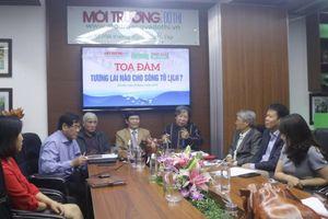 Bàn giải pháp khắc phục tình trạng ô nhiễm sông Tô Lịch