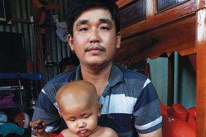 'Mong con tôi được sống cùng tôi thêm vài năm nữa'