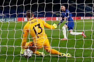 Thắng thuyết phục Atletico Madrid, Chelsea vào tứ kết Champions League