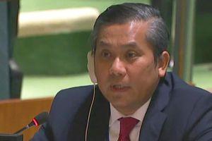 Myanmar phát lệnh bắt Đại sứ tại Liên hợp quốc