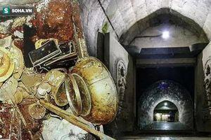 Cung điện lòng đất bị 'phong ấn' 1.000 năm dưới ngôi chùa cổ: Kho báu gây chấn động Trung Quốc!